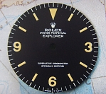 1970s NOS MkII ROLEX EXPLORER DIAL REFERENCE 1016