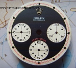 RARE 1960s ROLEX DAYTONA PAUL NEWMAN DIAL & HANDS Ref 6239 6262 6241