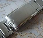 1969 ROLEX OYSTER RIVET 20MM BRACELET REFERENCE 7206-58 FOR GMT 6542 & 1675