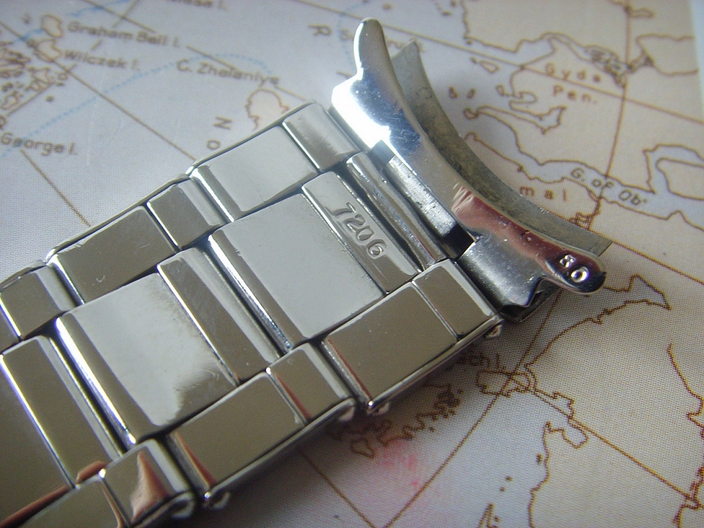 1969 ROLEX 7206-80 ROLEX OYSTER RIVET BRACELET FOR 5512, 5513 SUBMARINERS - Imagen 3