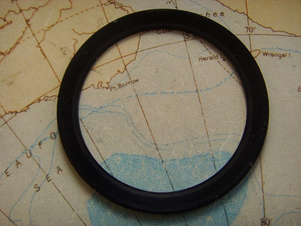 ROLEX 1970s 1980s GMT 1675 16750 BLACK FADED THICK FONT BEZEL INSERT - Imagen 4