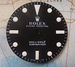 1965-1969 ROLEX 5513 METERS FIRST MATTE DIAL