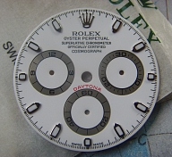 ROLEX 116520 DAYTONE DIAL LIKE NEW