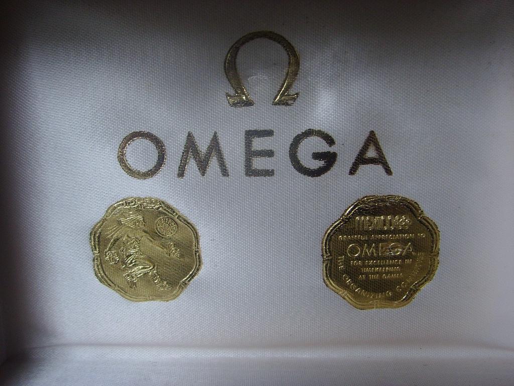 1960s OMEGA SPEEDMASTER SEAMASTER LARGE METALLIC BOX - Imagen 3