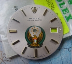 1960s - 1970s VERY RARE ROLEX OYSTER DATE PRECISION UNITED ARAB EMIRATES LOGO DIAL