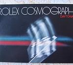 1982 ROLEX DAYTONA 6263 6265 BOOKLET