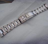 2012 NEW ROLEX 16710 GMT BRACELET COMPLETE UNUSED