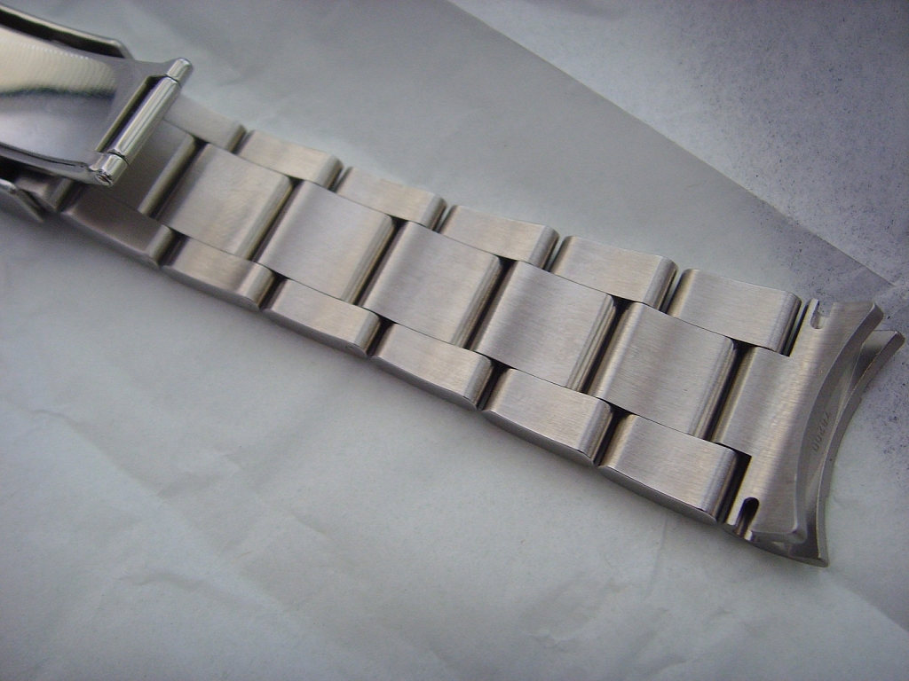 2012 NEW ROLEX 16710 GMT BRACELET COMPLETE UNUSED - Imagen 3