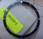 NEW OLD STOCK TUDOR 94210 BEZEL INSERT
