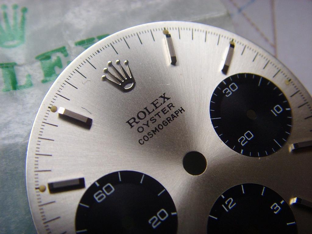 1970s MINT ROLEX 6240 6263 6265 DAYTONA SIGMA DIAL - Imagen 5
