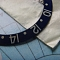 EXTREMELY RARE 1960s 1970s ROLEX GMT US NAVY BLUE BEZEL - Imagen 4