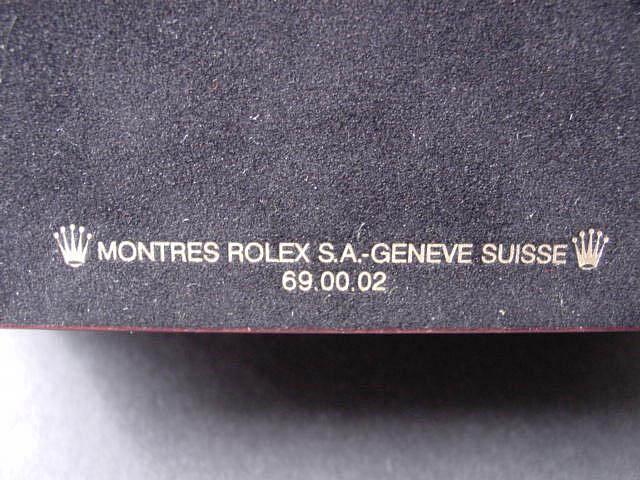 1990s ROLEX 16528 DAYTONA ZENITH GOLD TEAK INNER & OUTER BOXES - Imagen 2